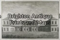 17-249 - Architecture - - J Kirby - circa 1761 - Copperplate engraving - 46cm X 30cm - Condition A+
