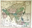 2-136  Asia by Bowles & Carver c.1794