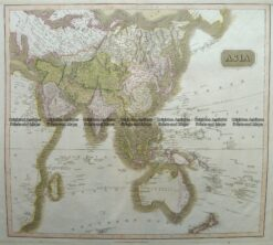 2-162  Asia by Thomson  c.1813