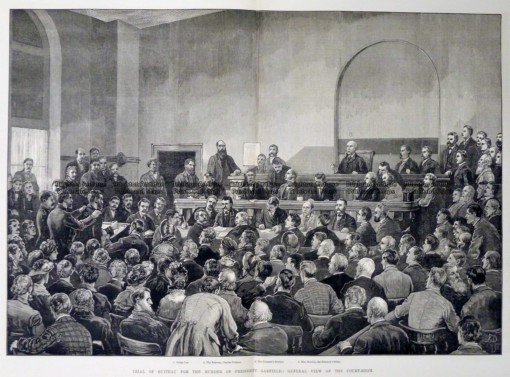 22-035  Trial for murder of Garfield c.1881