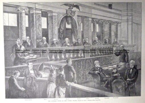 22-037  Supreme Court of the US  c.1888