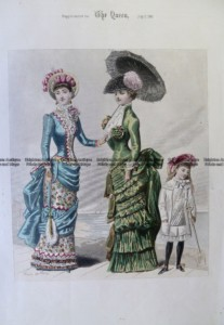 23-284  Fashion - Women's  c.1881