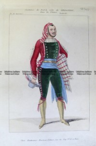 23-297  Fashion - Costume de Paul c.1840