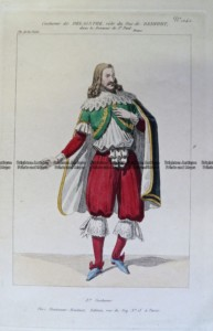 23-298  Fashion - Costume de Delaistre  c.1840
