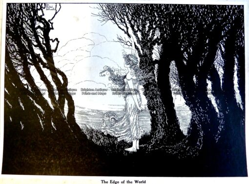 23-328  Elves and Fairies by Outhwaite c.1916