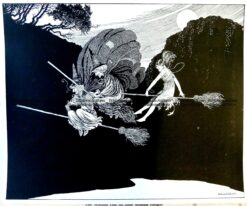 23-329  Elves and Fairies by Outhwaite c.1916