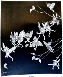 23-330  Elves and Fairies by Outhwaite c.1916