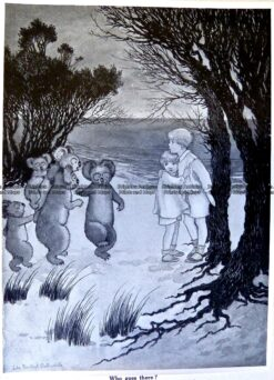 23-331  Elves and Fairies by Outhwaite c.1916