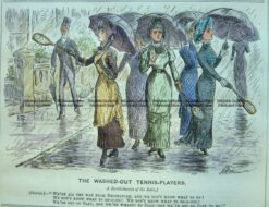 26-646  Tennis - washed out c.1879