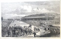 26-670  Flemington -  Melbourne Cup c.1873