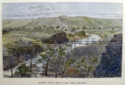 29-103  Barwon River near Geelong  c.1887