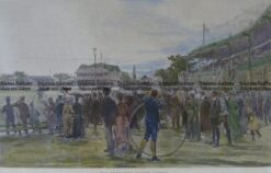 29-503  Melbourne Cricket Ground  c.1886