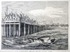 3-137  St Kilda- shark attack  c.1878