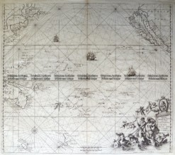 3-797  Australia and the Pacific by Ottens