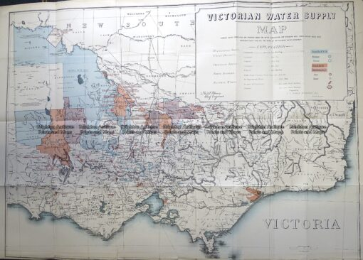 3-823  Victoria Water Supply  c.1890