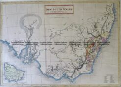 3-870  New South Wales and South Australia c.1845