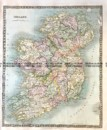 4-198  Ireland by Teasdale c. 1844