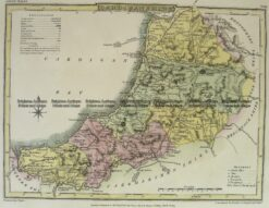 4-207  Wales Cardiganshire  by J Roper  c.1809