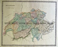 5-066  Switzerland by Teasdale  c.1844