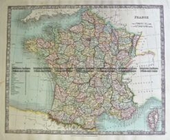 5-068  France by Teasdale  c.1844