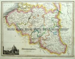 5-170  Holland or The Netherlands  by Thomson  c.1820