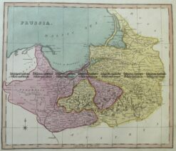 5-212 Germany - Prussia  c.1800