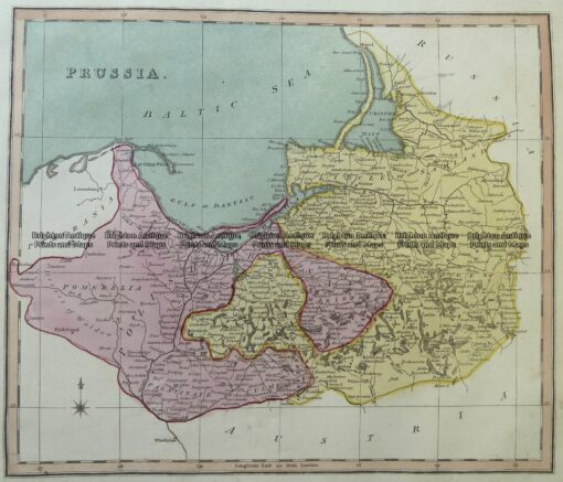 5-212 Germany – Prussia  c.1800