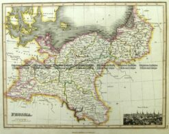 5-213  Germany - Prussia by Thomson  c.1820
