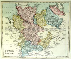 5-214  Germany - Lower Saxony  c. 1800