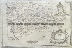 5-221  Germany - Lower Saxony by Kitchen  c.1771