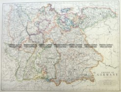 5-223  Germany by Johnston  c.1886