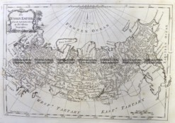 5-237  Russia by Kitchin  c.1771