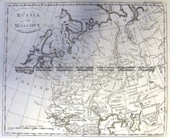 5-246  Russia in Europe by A. Bell  c.1775