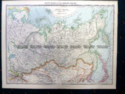 5-254  Russia in Asia by Philip  c.1905
