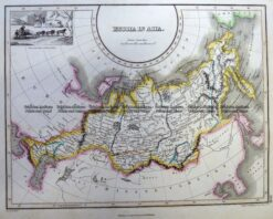 5-257  Russia in Asia by Thomson  c.1820