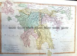 5-264  Greece in Ancient Times by Wilkinson c.1830