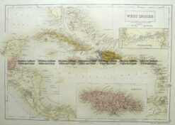 8-186  West Indies by Black  c.1862