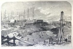 9-140  Williamstown - Alfred Graving Dock  c.1880