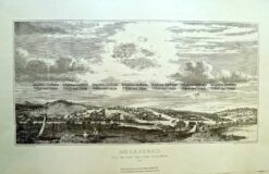 9-146  Melbourne from the South Side of the Yarra c.1839 (1881)