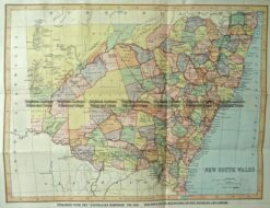 9-837  New South Wales by Gordon & Gotch  c.1880