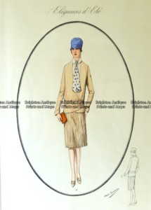 Clone of 23-801  Art Deco fashion c.1923