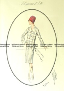 Clone of 23-810  Art Deco fashion  c.1923